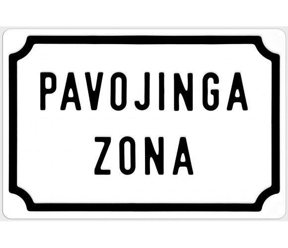 Pavojinga zona